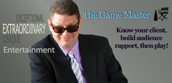 Scott Faver - The Game Master